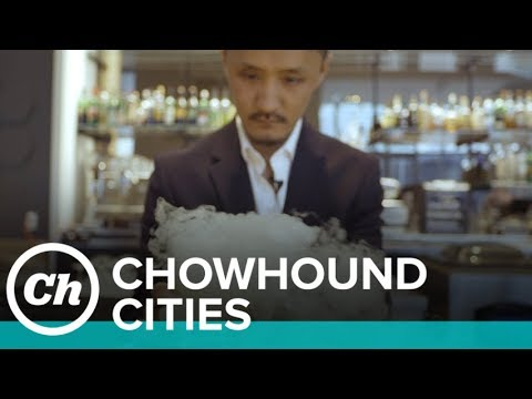 Drink a Cloud At This Food Science Cafe  | Chowhound Cities - Boston
