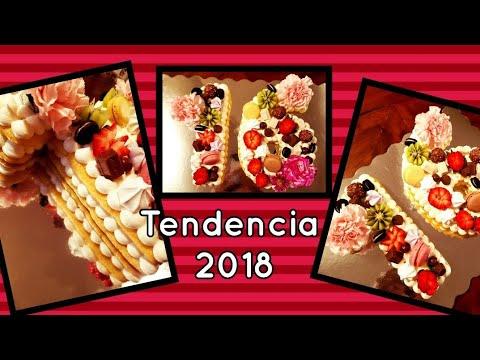 Saludando Y Pasteleando Tendencia 2018 /pastel Israelin