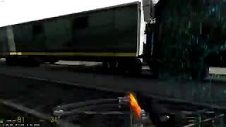 Half life 2 - Highway 17 Speedrun render test