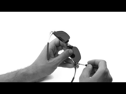 Oakley Half X Lens Replacement & Installation Instructions