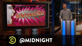 Extended - #HashtagWars - #AirYourGrievancesIn5Words - Uncensored - @midnight with Chris Hardwick