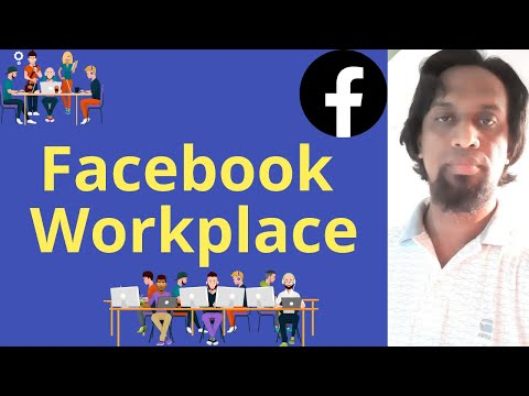 How do I start workplace on Facebook?