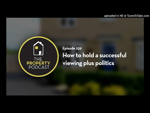 How to hold a successfull viewing plus politics