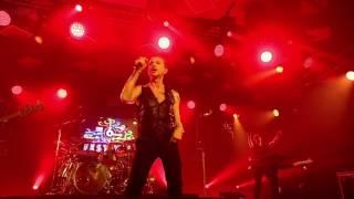 Depeche Mode live at 6 music festival 2017