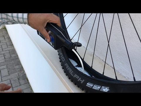 How to Install Tubeless Tires