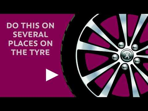 Peugeot Ireland: How to Check Your Tyre Tread Depth