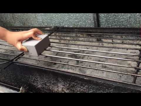 Grill brick, grill cleaning stone, pumice sponge, pumice stone from www.chinacleaningblock.com