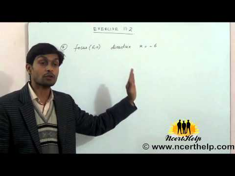 how to find equation of parabola with vertex and focus and directrix