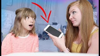 I got my 9yr old an iPhone.. (& here