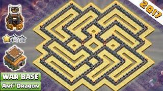 Coc Th8 Best War Base 2