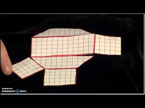 Surface Area of Trapezoidal Prism