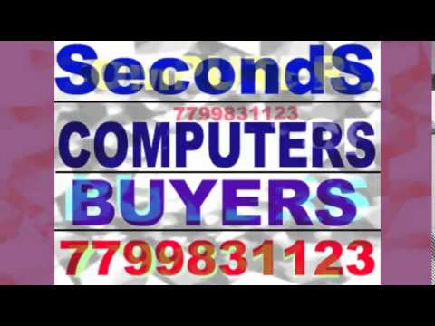 used computers buyers in hyderabad@7799831123