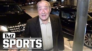 Bob Arum Says Floyd Vs  Conor Talk Is BS | TMZ Sports
