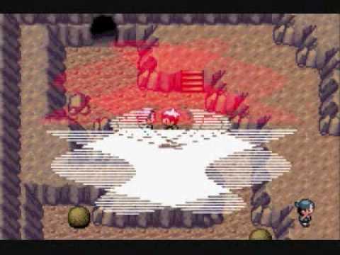 Pokemon Sapphire Walkthrough Part 59: Seafloor Cavern