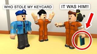 TRICKING THE POLICE! - Roblox Jailbreak Prank