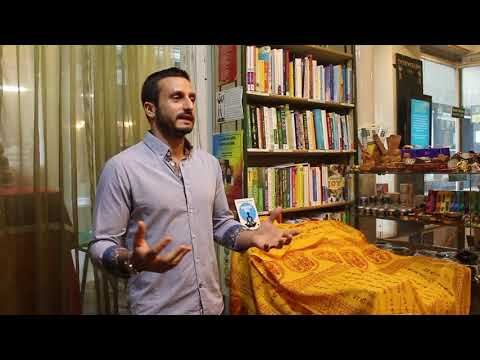 The Power of Rituals and Overcoming Difficult Times by Hari Kalymnios