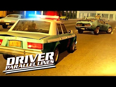 Driver: Parallel Lines - Gameplay Walkthrough - Mission #10: Paddy Wagon