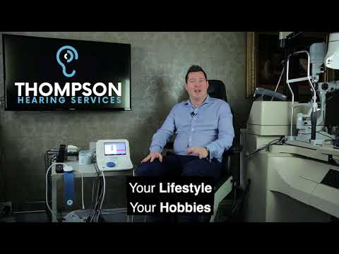 Independent Hearing Tests in Northern Ireland | Thompson Hearing Services