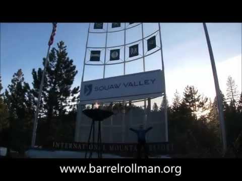 Barrelrollman - Squaw Valley, Lake Tahoe, California 3/2013