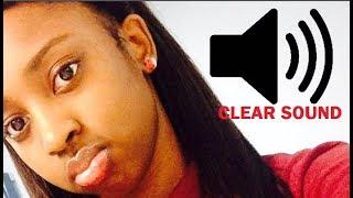"""Kenneka Jenkins: PROOF! CLEAR AMPLIFIED """"HELP ME!"""""""