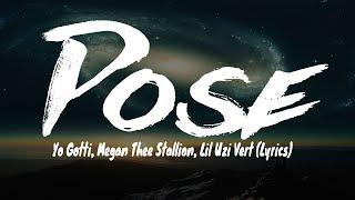 Yo Gotti, Megan Thee Stallion, Lil Uzi Vert - Pose (Lyrics)