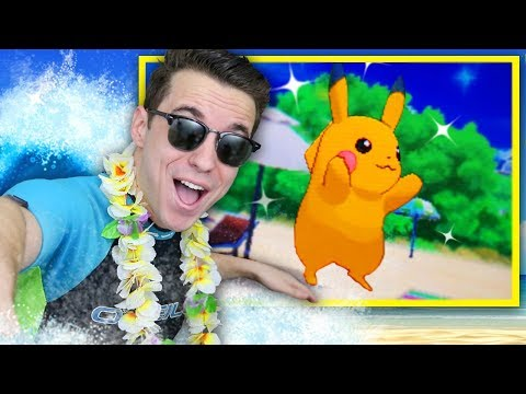 LIVE!! SHINY SURFING PIKACHU FINALLY SHINES AFTER 26,494 WIPEOUTS!