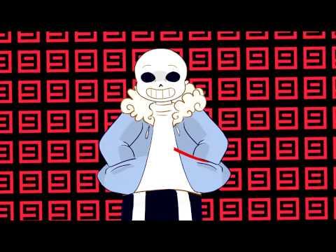 【Undertale】Hot Milk ♡ ver. Sans 【Meme】