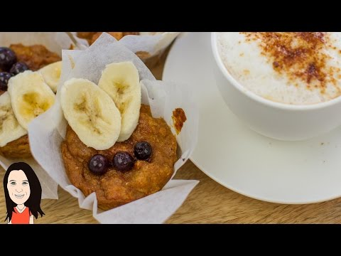 French Toast Breakfast Muffins - Healthy Vegan Recipe!