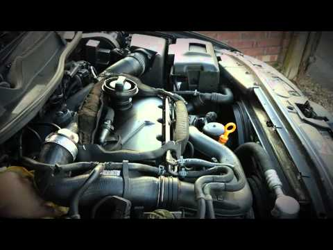 VW / Seat / Audi / Skoda 1.9tdi EGR valve cleaning (without removing)