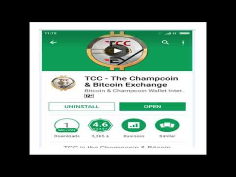 The TCC Champcoin bitcoin Auto income by www.tai.in.net website