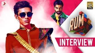 Rum - Interview with Anirudh | Hrishikesh