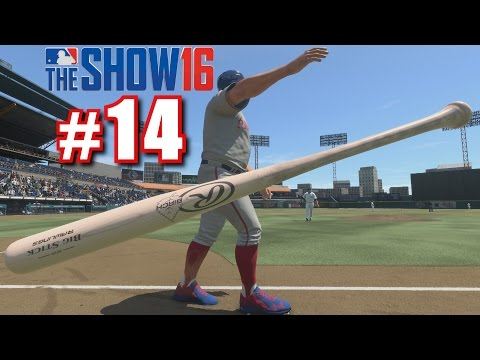 HOW TO HIT FOR THE CYCLE! | MLB The Show 16 | Road to the Show #14