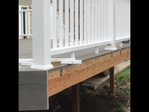 R.r.e.b.l Bracket: NO-fail Inside deck rail post mount.... learn how to install a Rrebl Deck Bracket