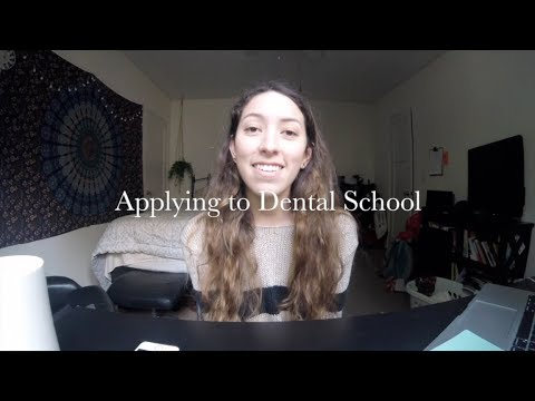 Applying to Dental School and the AADSAS Application Process