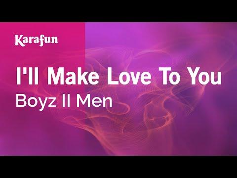 Karaoke I'll Make Love To You - Boyz II Men *