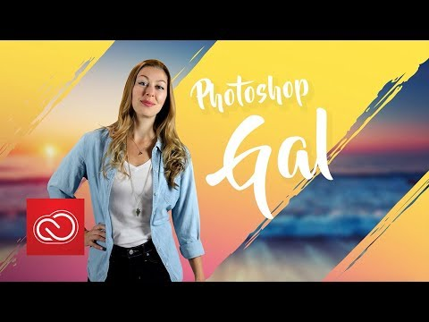 How to Design a Mobile App with Photoshop Gal and Adobe XD   Adobe Creative Cloud