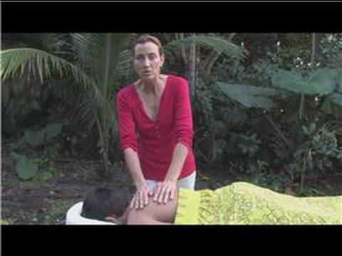 Massage & Stress Relief : How to Relieve Neck & Shoulder Tension