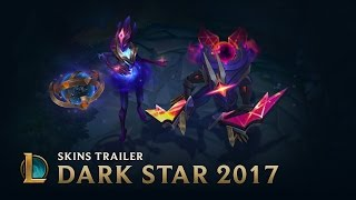 Dark Star: Singularity | Dark Star 2017 Trailer - League of Legends
