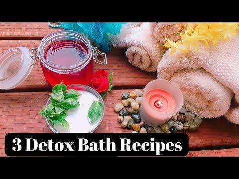 Natural Detox bath recipe in Hindi | Detox Bath benefits | Detox Bath at home | AVNI