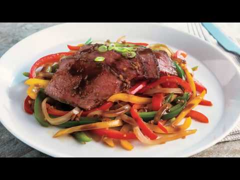 Sesame-Lime London Broil   Price Chopper Cooking How-To