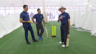 Cricket Masterclass How To Bat Long In Tests With Vaughan Ponting And Boycott