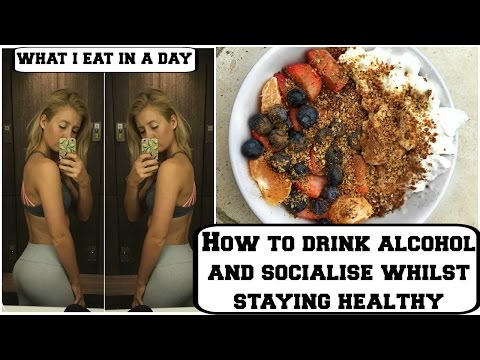 How To Drink Alcohol Whilst Loosing Fat And Building Muscle