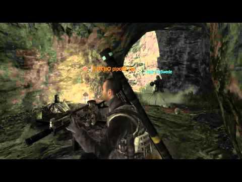 MW3: Sentry Gun trolling - FearThaSwede