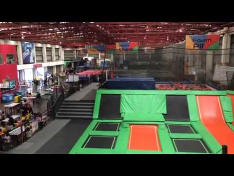 Jump street jumping exercise