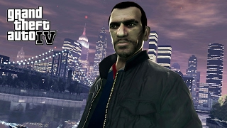 LIBERTY CITY!! (GTA IV, Part 1 Walkthrough) - PakVim net HD