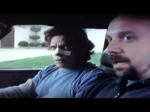 Sideways Movie Scene - The Confrontation