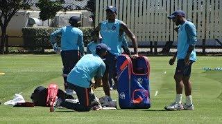 Watch: Team India