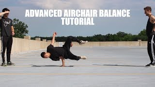 Advanced Airchair | How to Hold it For a Long Time