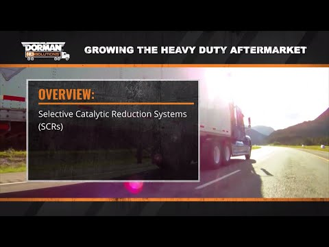 How Selective Catalytic Reduction Operates with Heavy Duty Diesel Engines by Dorman (Episode 6)