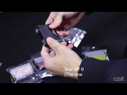 How to replace Ink Cartridge on Epson XP-330 Printer &Printing Test